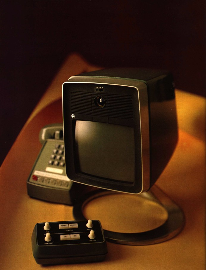 Picturephone Model II Demo