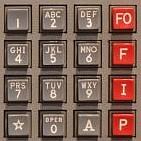 AUTOVON telephone dial