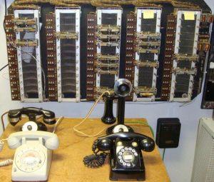 Kellogg Select-O-Phone telephone switch